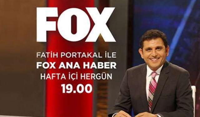 Fox Tv Fatih Portakal Ana Haber Canlı izle